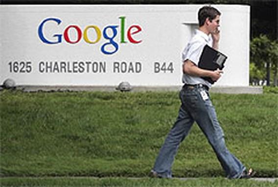 Google vestigt zich in Bergen