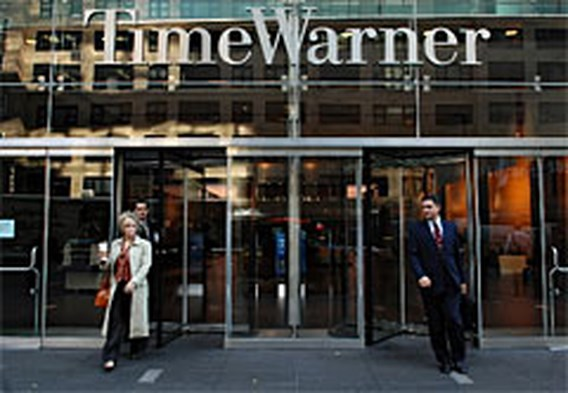 Time Warner houdt vast aan prognose
