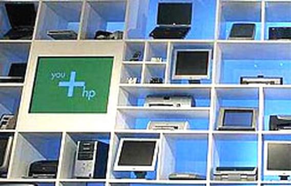 Kwart meer kwartaalwinst voor Hewlett-Packard