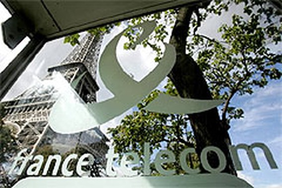 France Telecom boekt omzetstijging