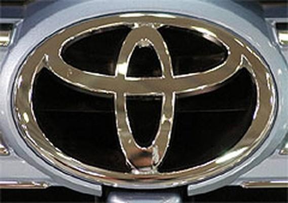 Toyota 's werelds grootste autobouwer in eerste trimester