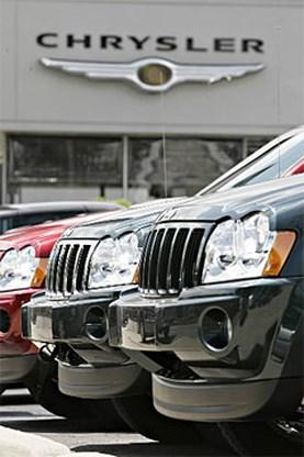 Cerberus koopt Chrysler voor 5,5 miljard euro