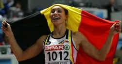 De Vlaamse Atletiekliga hoopt dit jaar te scoren op het WK indoor in Moskou, maar alleen Kim Gevaert is al geselecteerd.