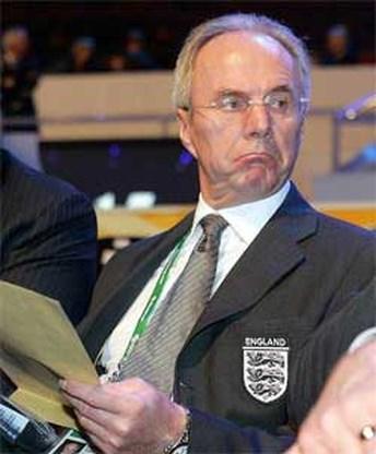 Eriksson wil bondscoach van Zweden worden