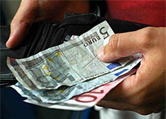 Euro op hoogste niveau tegenover dollar in twee jaar
