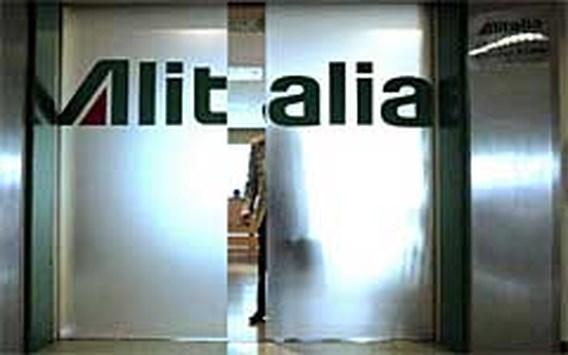 Staking Alitalia zorgt voor lichte hinder op Zaventem