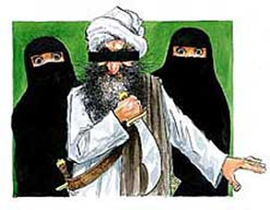 Denen op hun hoede na moslimcartoons