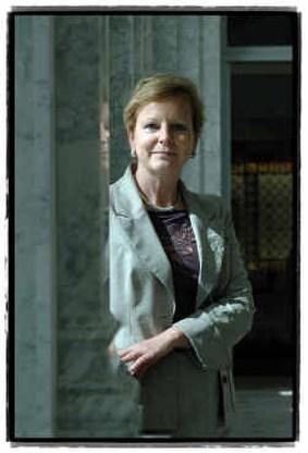 Marcia De Wachter onder vuur