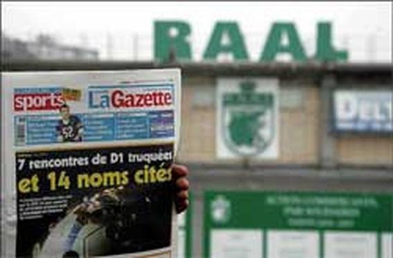 La Louvière dient klacht in tegen VRT