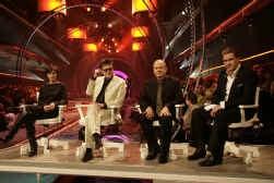 De jury van Eurosong is niet mild, ook niet voor de medewerkers van het programma.