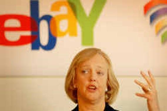 Aantal mensen die voor een inkomen op eBay rekenen