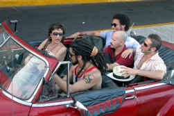 ,,Habana blues'': muziek maken in Cuba anno 2006.