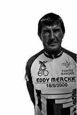 Jan Verbesselt was onder meer medestichter en secretaris van de Eddy Merckxclub.