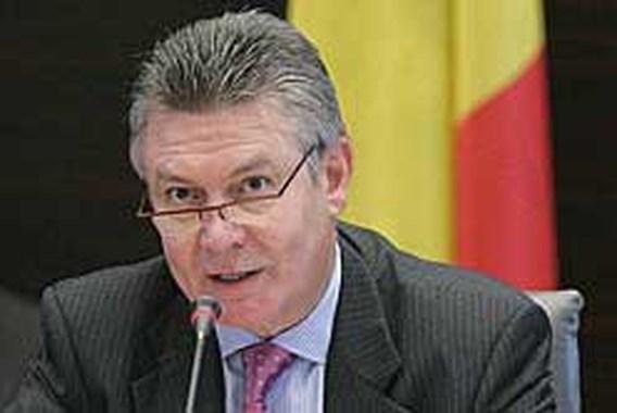 De Gucht bezorgd over gewelddadig protest