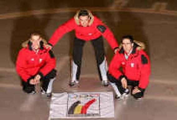 Drie hele en één halve Belg op Olympische Winterspelen