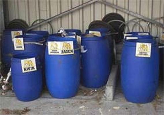 We sorteren steeds meer klein gevaarlijk afval