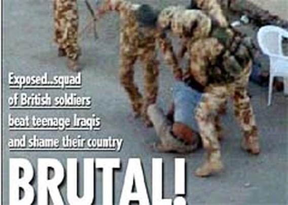 Brits leger onderzoekt mishandeling Irakezen (update)