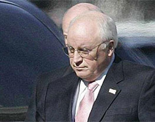 Cheney doelwit aanslag in Afghanistan