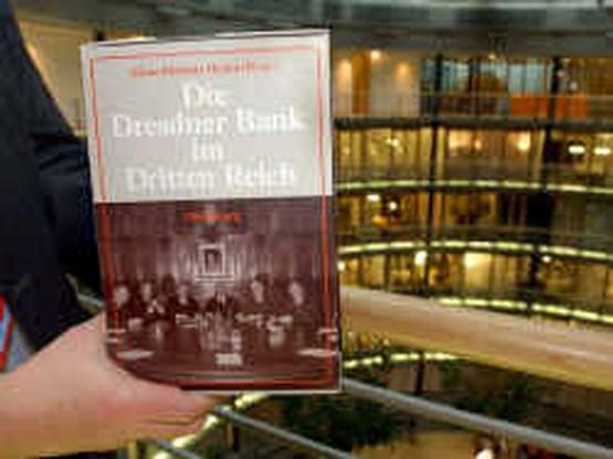 Dresdner Bank was grootste financier van SS
