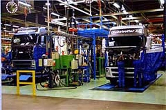 300 nieuwe banen bij Volvo Truck