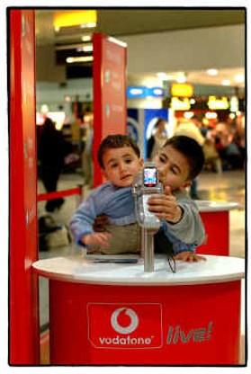 Inkomsten Vodafone stagneren