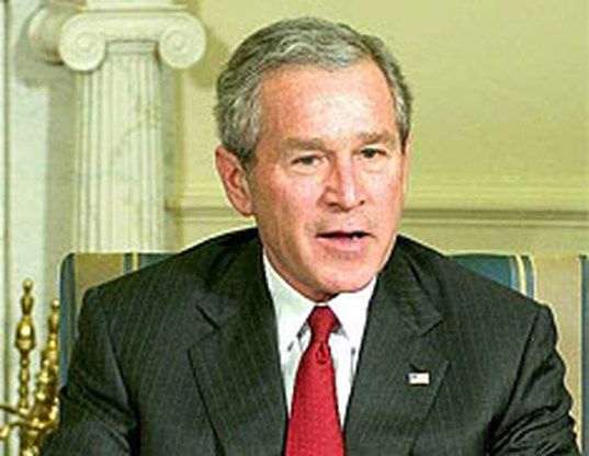 Senator wil motie van wantrouwen tegen Bush indienen
