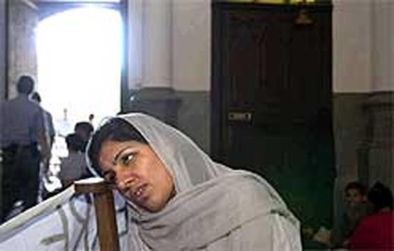 Een op drie asielzoekers is vrouw