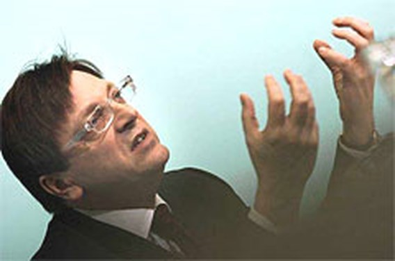 Verhofstadt werkt aan nieuw burgermanifest