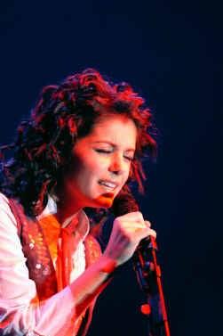 Katie Melua: charmeren zonder aan te grijpen.