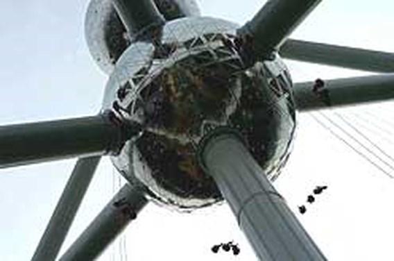 Vernieuwd Atomium trok al 65.000 bezoekers