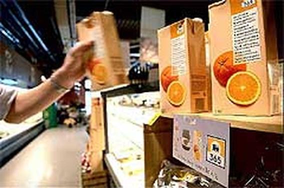 Delhaize geeft minder gratis producten weg