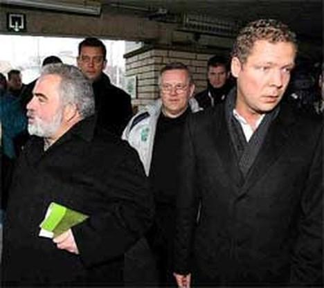 Gaone en Denis in verdenking gesteld