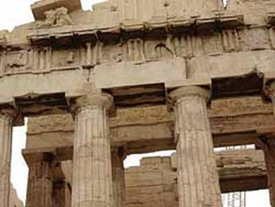 Lijk ligt wekenlang op straat in centrum Athene