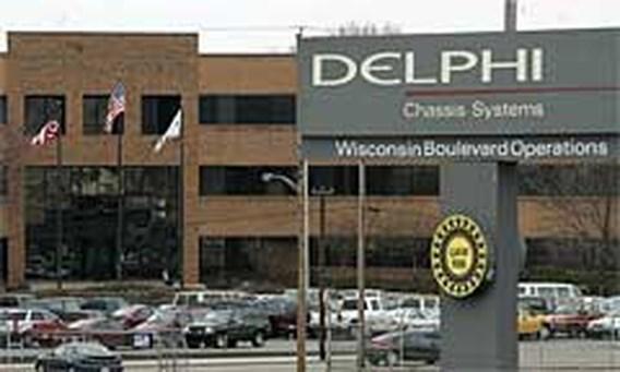 GM/Delphi akkoord met bonden over vervroegd pensioen