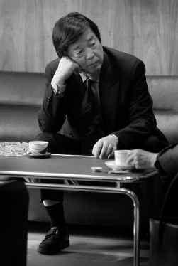 Hitoshi Tanaka: ,,Een Noord-Koreaans kernwapen is onaanvaardbaar.''