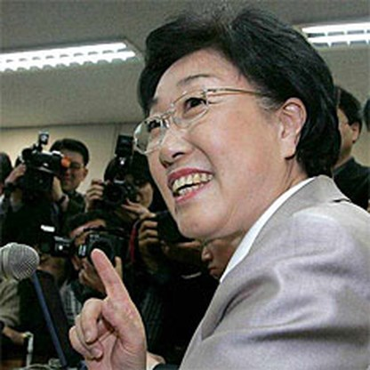 Zuid-Korea krijgt mogelijk vrouwelijke premier