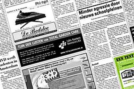 India maakt pagina's voor Nederlandse kranten