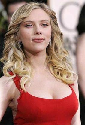 Scarlett heeft de mooiste borsten in Hollywood