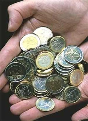 Meer valse euromunten onderschept