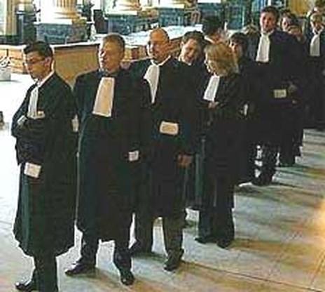 Advocaten delen kritiek op justitie