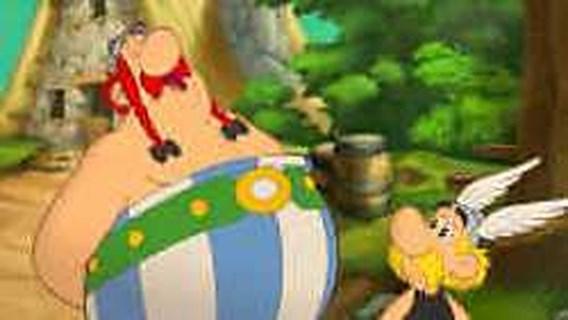 Uderzo, geestelijke vader van Asterix, wordt 80
