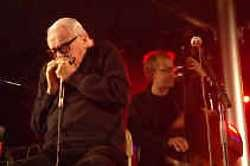 Happy birthday: Toots Thielemans.