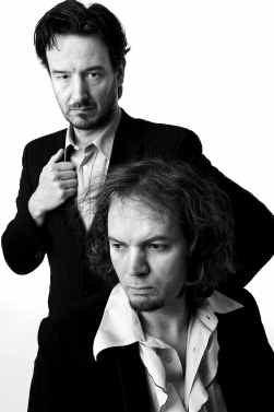 Vitalski (voor hem de pianist Martin Janssens): expressief.