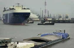 Het Antwerpse bedrijfsleven gebruikt de troef van de haven nog onvoldoende.