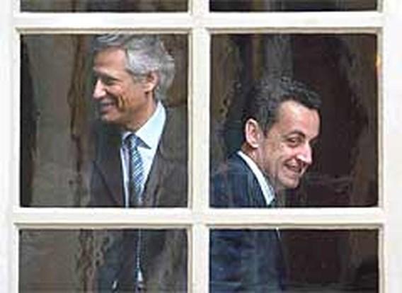 De Villepin ontkent dat hij Sarkozy vals beschuldigde
