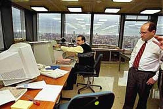 Leegstand kantoren in Brussel zakt onder 10 procent