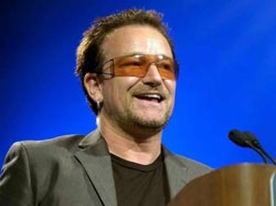 Bono schrijft songtekst voor Spice Girls