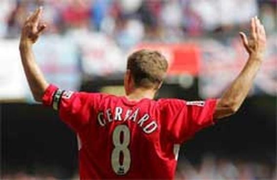 Gerrard mist training, Rooney wacht bang af