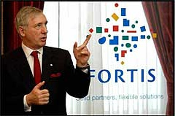 Fortis-topman Votron strijkt 3,9 miljoen euro op