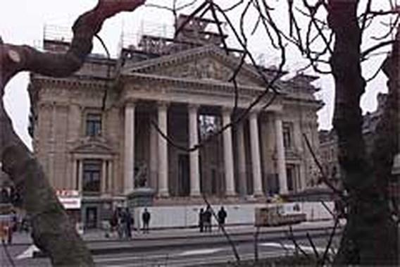 Euronext Brussel: Bel20 sluit 0,9 procent lager